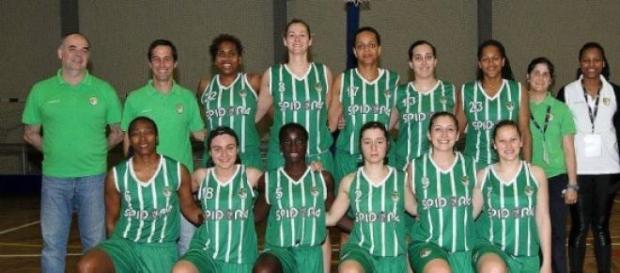 Foto FPB - União Sportiva é campeã nacional
