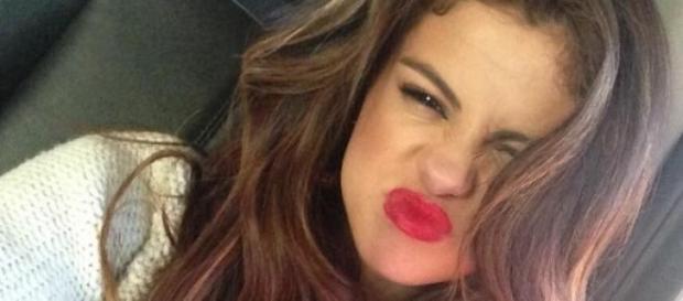 Keck auch als Teen - Selena Gomez. Fotos: privat