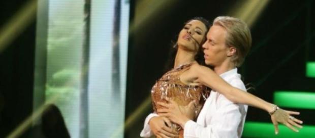 Leila Ben Khalifa dans Danse avec les stars