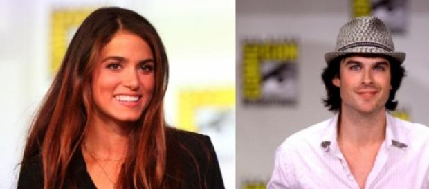 Nikki Reed is now Mrs. Somerhalder