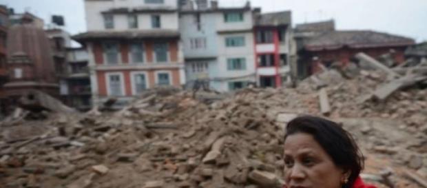 Rezultatul dezastruos al seismului din Nepal