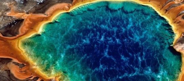 Supervulcanul Yellowstone din SUA
