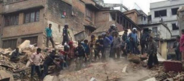 The Nepalese quake has claimed thousands of lives