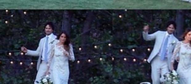 Vampire Diaries-Star Ian Somerhalder: Hochzeit.