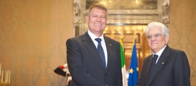 Italia ne sustine aderarea la spatiul Schengen