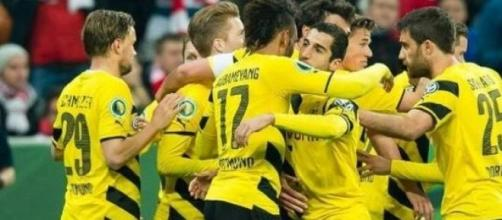 Borussia Dortmund é finalista da Taça da Alemanha