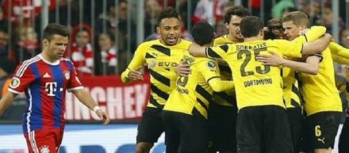 Borussia Dortmund va a final de Copa en Alemania