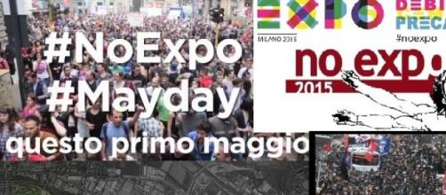 Expo, black block in arrivo da tutta Europa