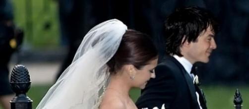 Ian Somerhalder y Nikki Reed boda en Malibú
