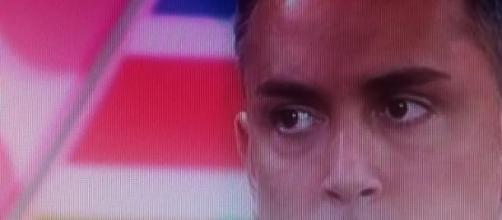 Kiko Hernández muestra su enfado en Sálvame