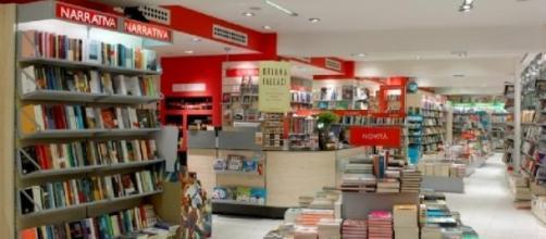 librerie fisiche, sempre più vuote