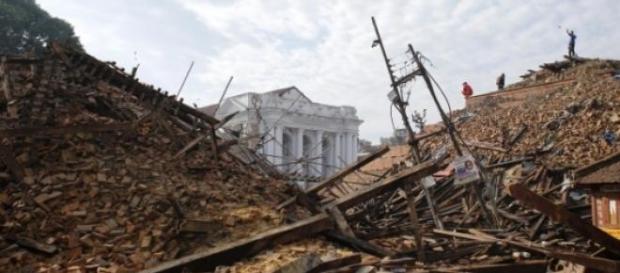 Cidadãos do Nepal enviaram donativos após tragédia