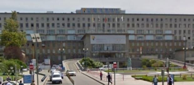 Criança está internada no Hospital de Santa Maria