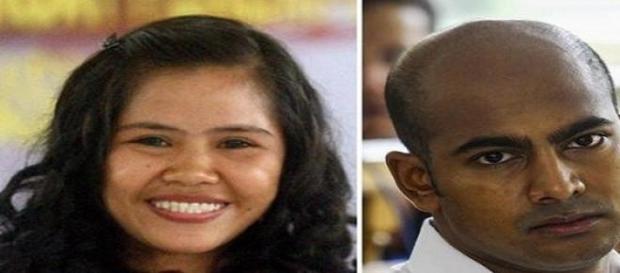 Due dei novi condannati per traffico di droga.