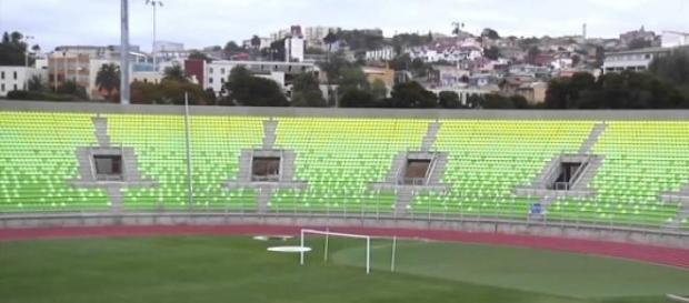 Estadio Elías Figueroa de Valparaíso