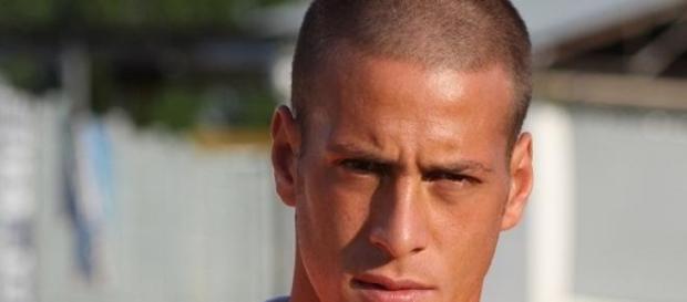 Germán Denis es delantero del Atalanta de Italia