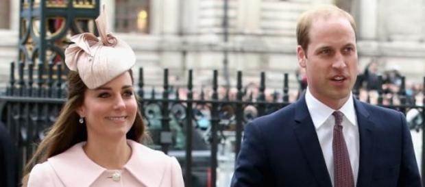Kate e William vão ser pais pela segunda vez