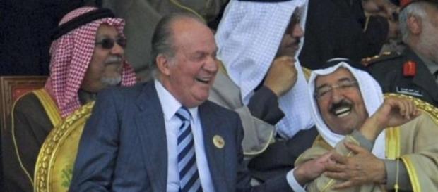La fuerte depresión de Juan Carlos I