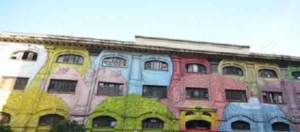 Nasce la guida per conoscere la street art di Roma
