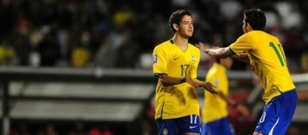 No Beira-Rio, Brasil fez 3x0 no Peru em 2009