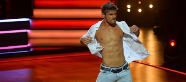 O actor de 'A Única Mulher' terá ganho 3.000 euros