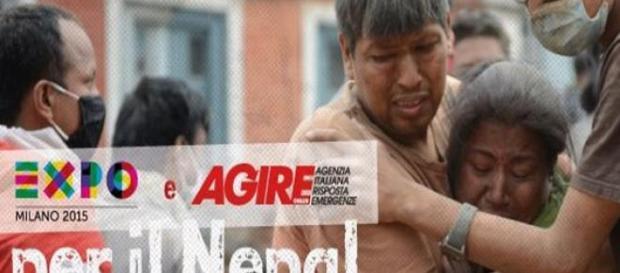 Terremoto Nepal: aiuti alle popolazioni colpite