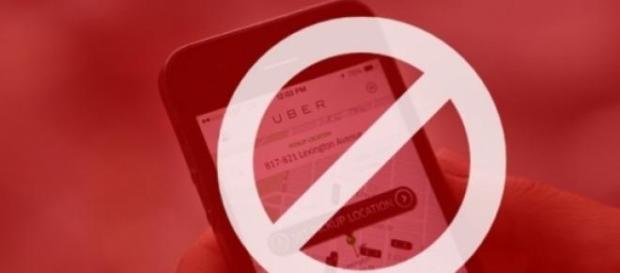 Uber encerrado em Portugal