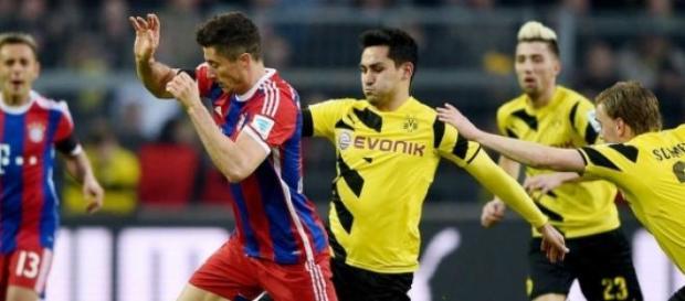 Wielkie emocje na Allianz Arena.