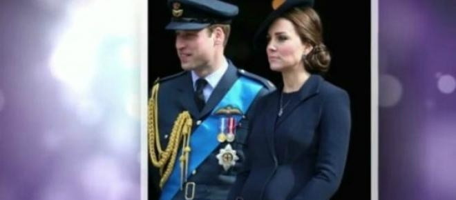 Kate Middleton w ciąży z Royal Baby 2