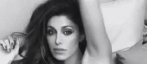 Belen Rodriguez: video backstage senza veli