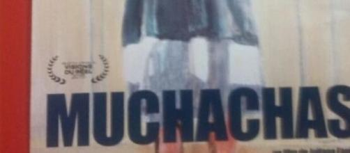 Cartel de documental Muchachas