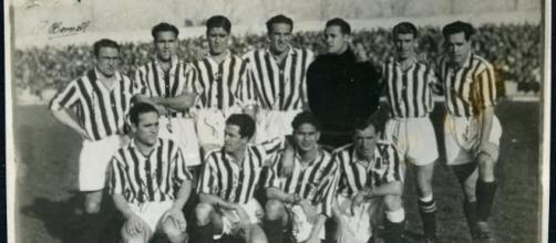 Foto de los campeones de liga de 1935