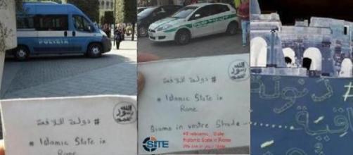 Guerra psicologica per le strade di Milano e Roma