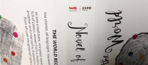 Il Romanzo del Mondo di Women for Expo.