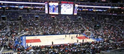 Le Staples Center a vibré cette nuit