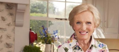 Mary Berry é agora das mais sexy do planeta.