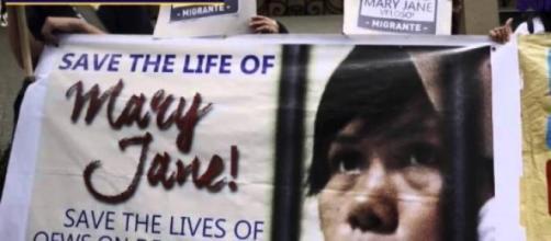 Mary Jane Veloso granted reprieve