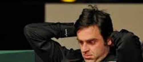 "Ronnie O'Sullivan, ""The Rocket""."
