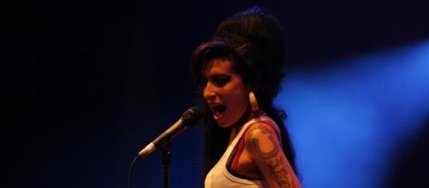 Amy Winehouse grabó dos discos en su carrera