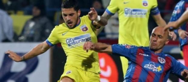 ASA-Steaua meciul din tur