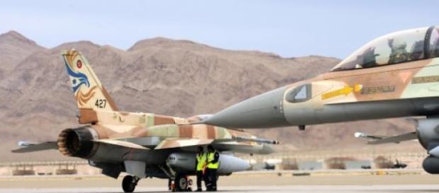 Caças israelitas lançaram novos ataques na Síria.