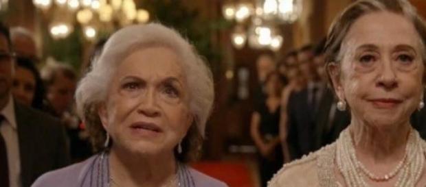 Casamento de Estela e Teresa entra em crise
