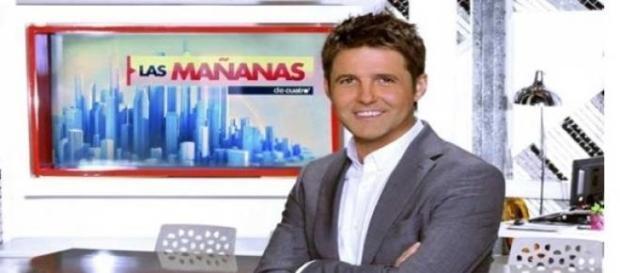 Jesús Cintora en su anterior etapa en Mediaset