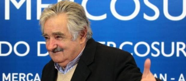 """José """"Pepe"""" Mujica, expresidente del Uruguay"""