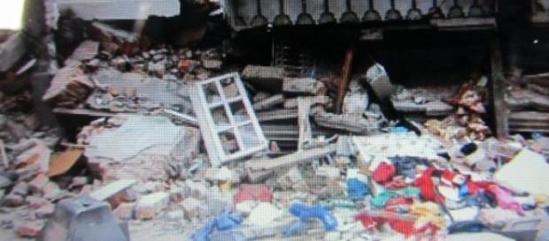 Nepal: tudo o que se vê é destruição