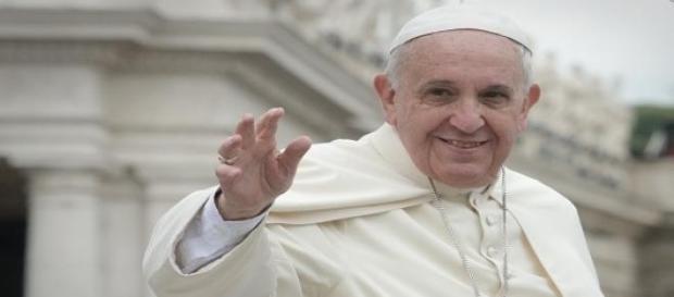 Papież Franciszek, pawilon Watykanu na Expo