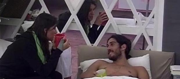 Pedro y Romina favoritos de 'Amor a prueba'