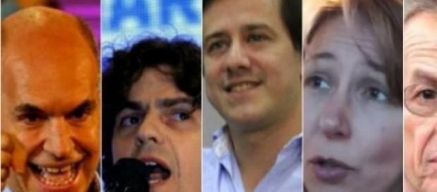 Todos aspiran a ocupar el sillón de Macri