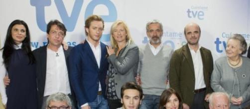 Actores de la serie Cuéntame Cómo Pasó