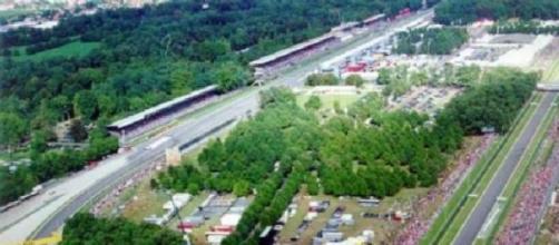 Nella foto l'Autodromo Nazionale di Monza